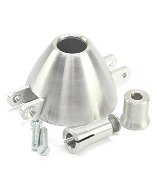 BB Aluminum Spinners for Folding Propellers