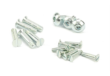 BB Aluminum Folding Spinners Replacement Screws