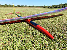 Pulsar 3.6S Pro Competition Sailplane