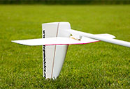 Samsara White 3.2E F5J/ALES Electric Sailplane (ARF)