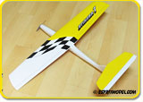 Store Display Stinger Pylon Racer Power Setup