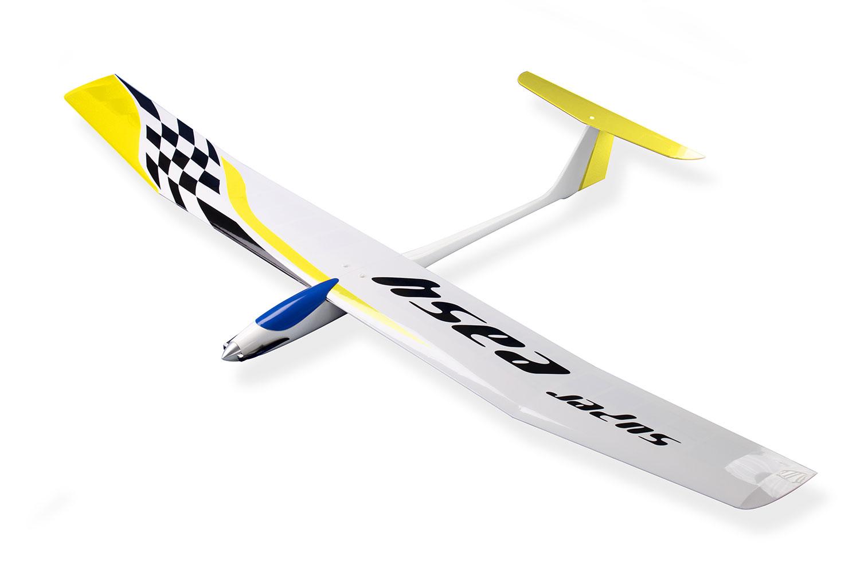 Super Easy 2e Pro Electric Sailplane Rx R Blue