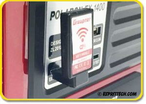Graupner Polaron Pro/EX/EX-1400 Wireless Communication Module