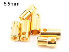 Bullet Connectors (Male/Female)