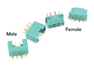 Multiplex Connectors (5)