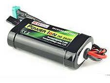 Jeti Receiver Battery Pack 2600mAh 7.2V Li-Ion Power RB