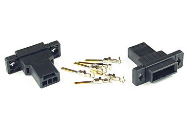 Emcotec S.Bus HD Connector Sets (2) Female