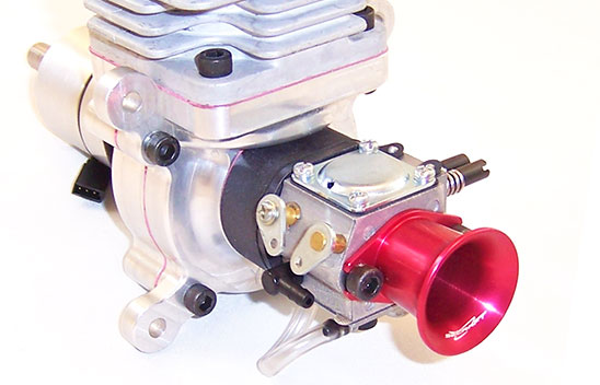Intake Velocity Stack for Walbro Carburetors