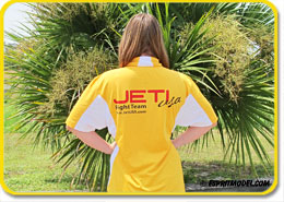 Polo Shirt Jeti USA