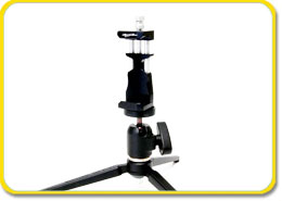 Mobile Device Holder SE 55-85mm for Tripod (1/4-20 Bolt)