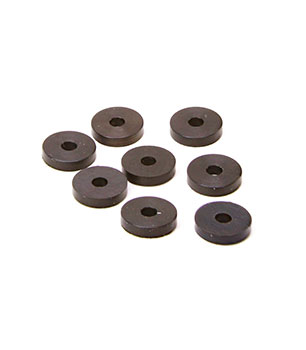 Installation Wide Washer Rubber Washers 14x4mm (8)