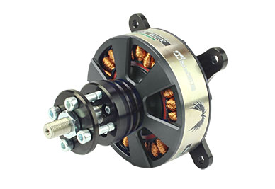 Esprit Elite 70cc E80/20-185 3D HD Outrunner Brushless Motor w/Telemetry