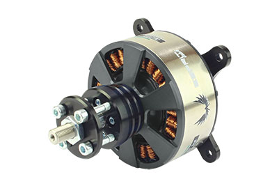 Esprit Elite 80cc E80/30-215 3D HD Outrunner Brushless Motor w/Telemetry (12S/5650W)