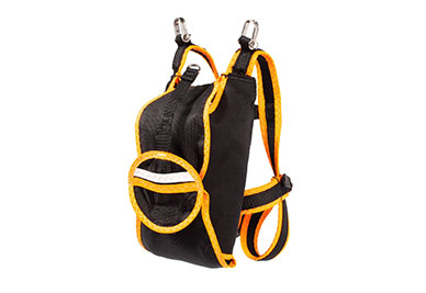 Opale Replacement Skydiver Parachute Harness (Orange)