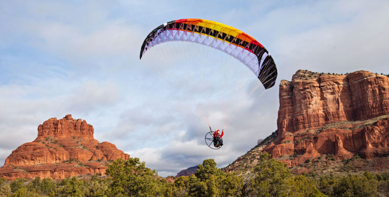 Paramotor Power 2.7/3.67m Combo Package