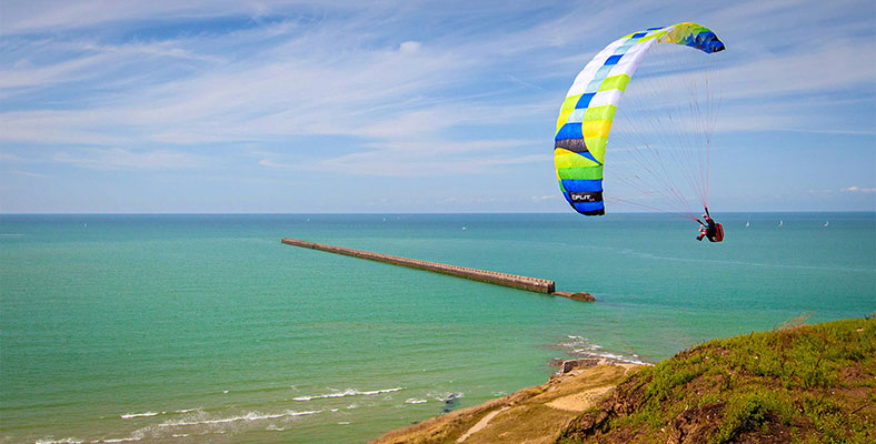 Paramotor Split 1.6/2.83m Combo Package
