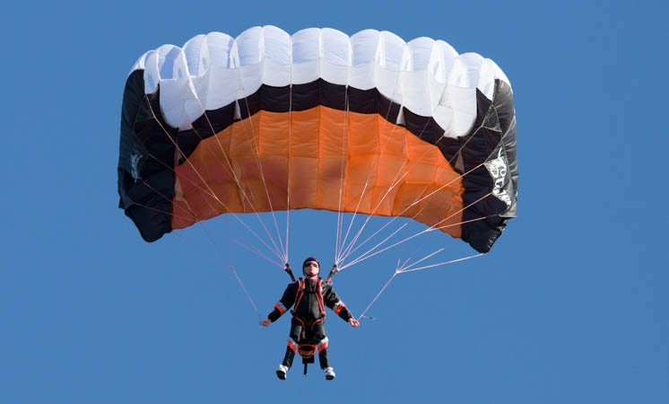 Opale Skydiver Steven Combo Package