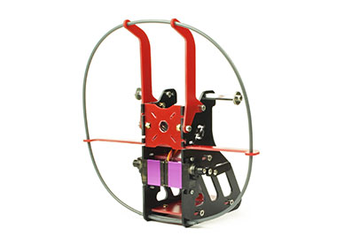 Paramotor Backpack XXS with Servos