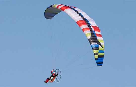 Paraglider Wing Ace 4.2/5.06m Aerobatic High Performance