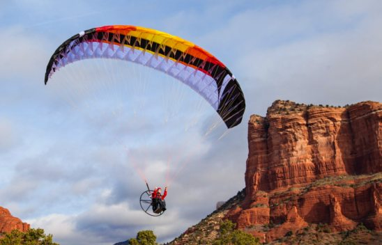 Paraglider Wing Power 2.7/3.67m Aerobatic High Performance