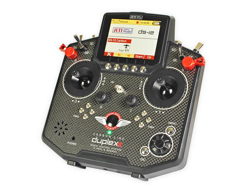 Jeti Transmitter Slide Levers DS-12 (2) Red