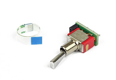 Jeti Transmitter Replacement Switch Short 3-Position