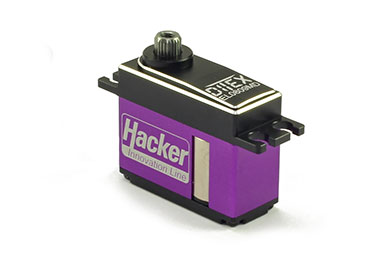 Hacker Ditex EL 0809MD Coreless High Speed Mini 7.4V Digital Servo (15mm)