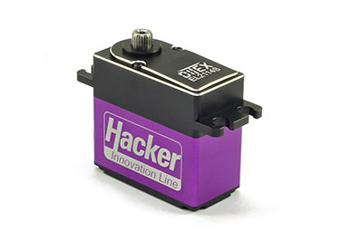 Hacker Ditex EL 2114S Coreless High Torque Standard 7.4V Digital Servo
