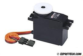 Graupner DES 806 BBMG High Torque Coreless Standard Digital Servo