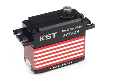 KST MS825 Hall Sensor High Torque Standard 8.4V Brushless Servo