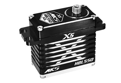 MKS HBL550 X5 High Speed 8.2V Brushless Servo