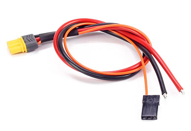Elite SE6 Servo Channel Expander Serial to PWM Cable Power 10'' (250mm)