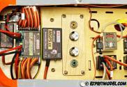 Jeti Central Box 310 Power Distribution Unit w/Magnetic Switch