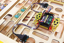 Jeti Central Box 320 Power Distribution Unit w/Magnetic Switch