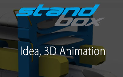 Idea, 3D Animation