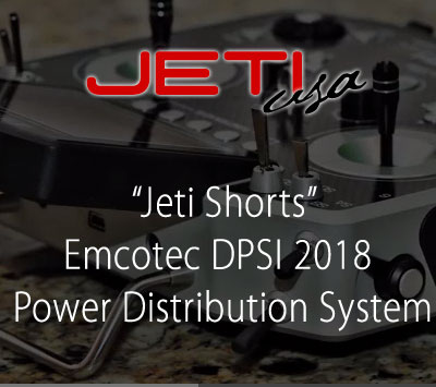 Emcotec DPSI 2018 Power Distribution System