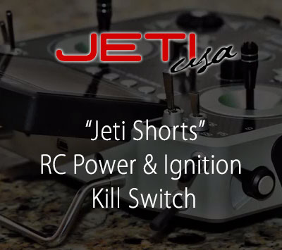 RC Power & Ignition Kill Switch