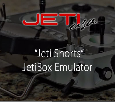 JetiBox Emulator
