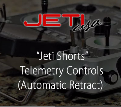 Telemetry Controls (Automatic Retract)