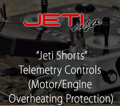Telemetry Controls (Motor/Engine Overheating Protection)